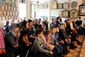 Как казаки в православную школу ходили