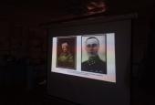 Воспитанники «Бузанской дружины» узнали о казаках-участниках военных конфликтов
