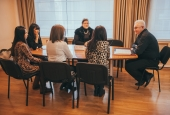 Azerbaijani Guests Take an Intensive Training Course at AS