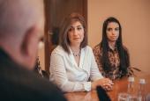 Азербайджанские гости проходят в АГУ образовательный интенсив