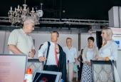 Визит в Астраханский государственный университет Андрея Шаронова