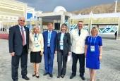 АГУ готов стать дискуссионной площадкой для второго Каспийского экономического форума