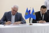 АГУ официально закрепил сотрудничество с министерством физкультуры и спорта