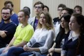АГУ посетил Андрей Бахметьев