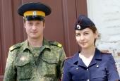 В День флага России молодёжь узнала больше о казачестве