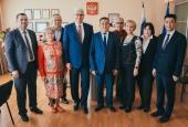 АГУ предлагает новые формы сотрудничества с узбекским вузом