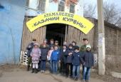 Казаки станицы Атаманской отпраздновали Масленицу