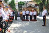 Астраханские казаки почтили память воевавших в Первой мировой войне