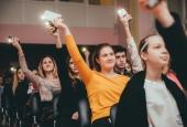 В колледже Астраханского госуниверситета отметили День студентов