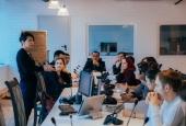 Узбекские специалисты изучают в АГУ перевод