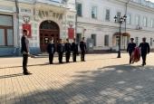 Казаки отдали дань памяти героям Великой Отечественной войны