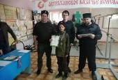 Защитники Отечества в хуторе Бузанском