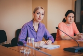 Студенты зарубежного вуза — партнёра АГУ стажируются на предприятиях региона