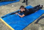 В Красном Яру прошли военно-полевые сборы