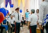 Выпускной в казачьем кадетском корпусе - 2018