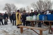 Крещение Господне в хуторе Бузанском