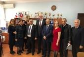 Азербайджанский государственный экономический университет официально стал партнёром АГУ