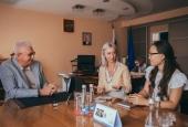 Благодаря студентке АГУ итальянцы хотят практиковаться на астраханских предприятиях