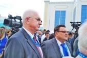 Константин Маркелов подвёл итоги работы на Каспийском экономическом форуме