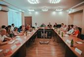 В АГУ обсудили итоги Каспийского саммита и вопросы интеграции стран Прикаспия