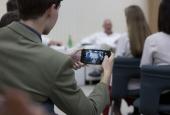 Алексей Волин рассказал студентам АГУ о требованиях современной медиаиндустрии