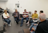 АГУ на «ОСТРОВЕ 10-22»: астраханская делегация обсудила перспективы командной работы