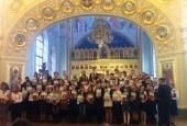 Ученик казачьего кадетского корпуса стал призёром  общероссийской олимпиады по православной культуре