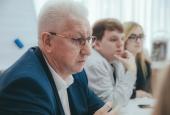 Студенты Астраханского госуниверситета передали свои пожелания руководству вуза