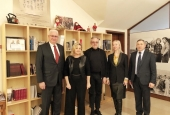 ASU Continues Cooperation with the Italian University