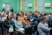 Hundreds of Astrakhan Senior Schoolchildren Attend ASU Welcome Day