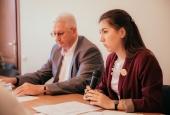 Химические вечера, волонтёрство и КВН: студенты АГУ пообщались с Константином Маркеловым
