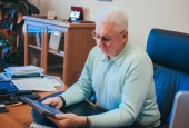 Astrakhan State University Teacher is Acknowledged by the Gas Corporation Directorshi