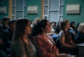 Иностранные студенты в АГУ читали стихи по-русски