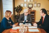 На базе Астраханского госуниверситета будут стажироваться студенты из ВГИК