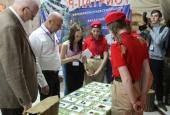 Енотаевские казаки провели мастер-классы на III Молодежном форуме «Кто, если не мы!?»