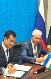 ASU Develops Cooperation with Uzbek Universitie