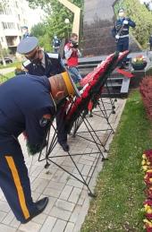 Казаки почтили память героев Великой Отечественной войны