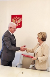 Astrakhan State University Enters into Partnership with Rossotrudichestvo