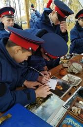 Кадеты стали лауреатами смотр-конкурса на звание «Лучший казачий кадетский корпус»