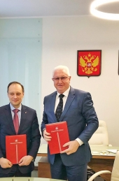 Образовательный лидер Татарстана стал партнёром АГУ