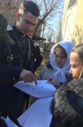 День православной молодежи в Енотаевке