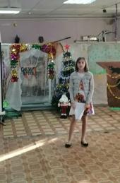 Новогодние гулянья в хуторе Бузанском