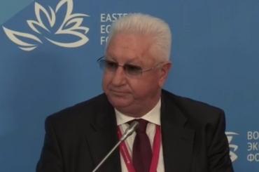 Ректор АГУ рассказал о направлениях научно-технического сотрудничества вуза на ВЭФ-2019