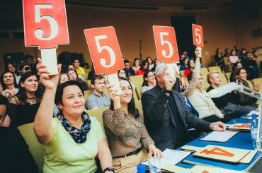В Астраханском госуниверситете определили самых весёлых и находчивых