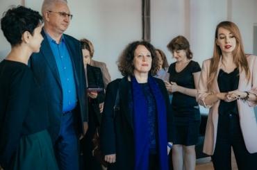 Посол Франции впервые посетила Астраханский госуниверситет