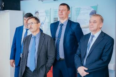Нефтяной лидер нашёл в АГУ перспективные проекты