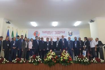 Константин Маркелов предложил каспийским вузам новые стратегии развития