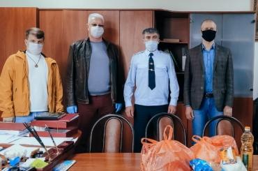 Волонтёры Астраханского госуниверситета поддержали акцию помощи ветеранам