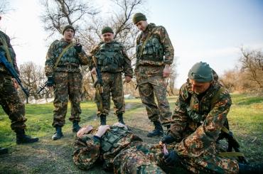 Началась подготовка к полевым сборам казаков