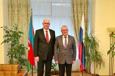 Астраханский госуниверситет расширяет сотрудничество с Азербайджанской Республикой